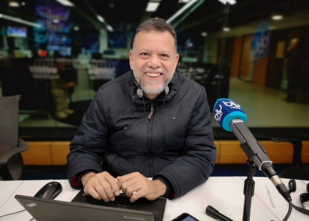 322934_BLU Radio, Alberto Linero / Foto: BLU Radio
