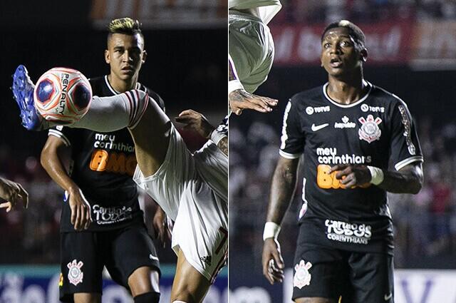 332859_Víctor Cantillo y Yony González, jugadores colombianos en Corinthians