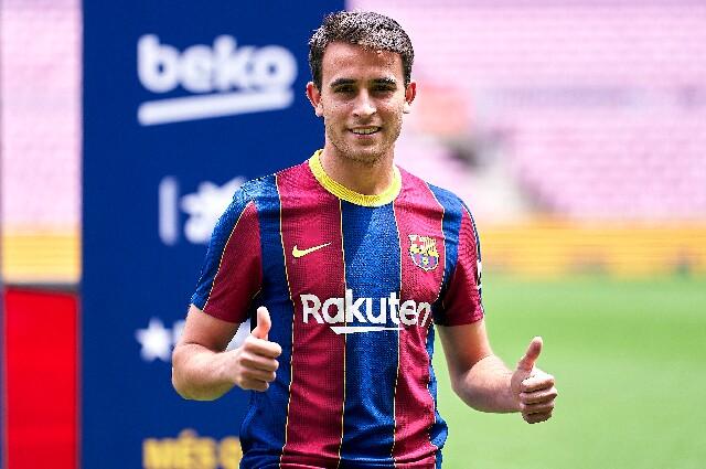 Eric Garcia, nuevo fichaje del Fútbol Club Barcelona