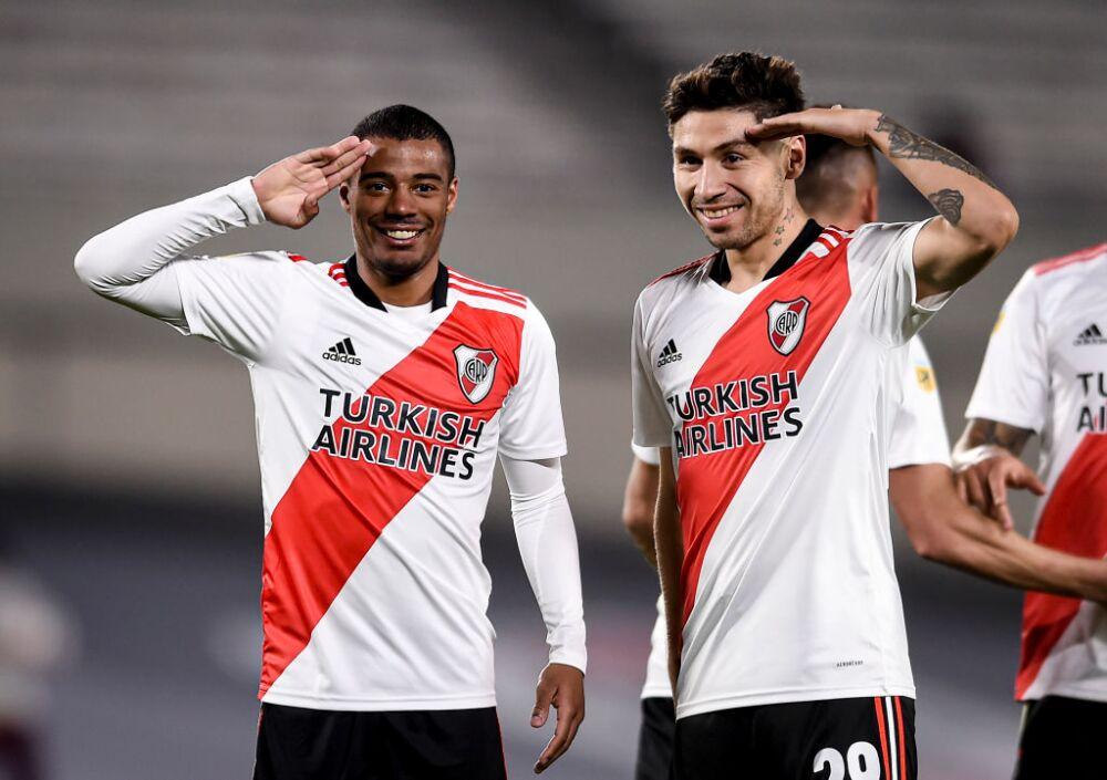 River Plate v Union - Torneo Liga Profesional 2021