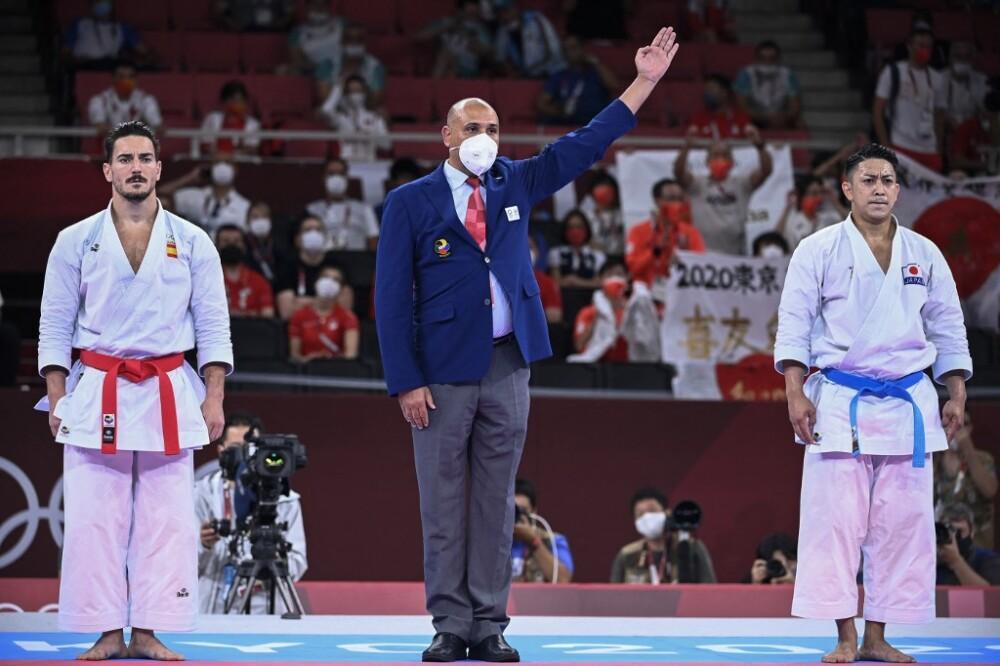 Final del Karate