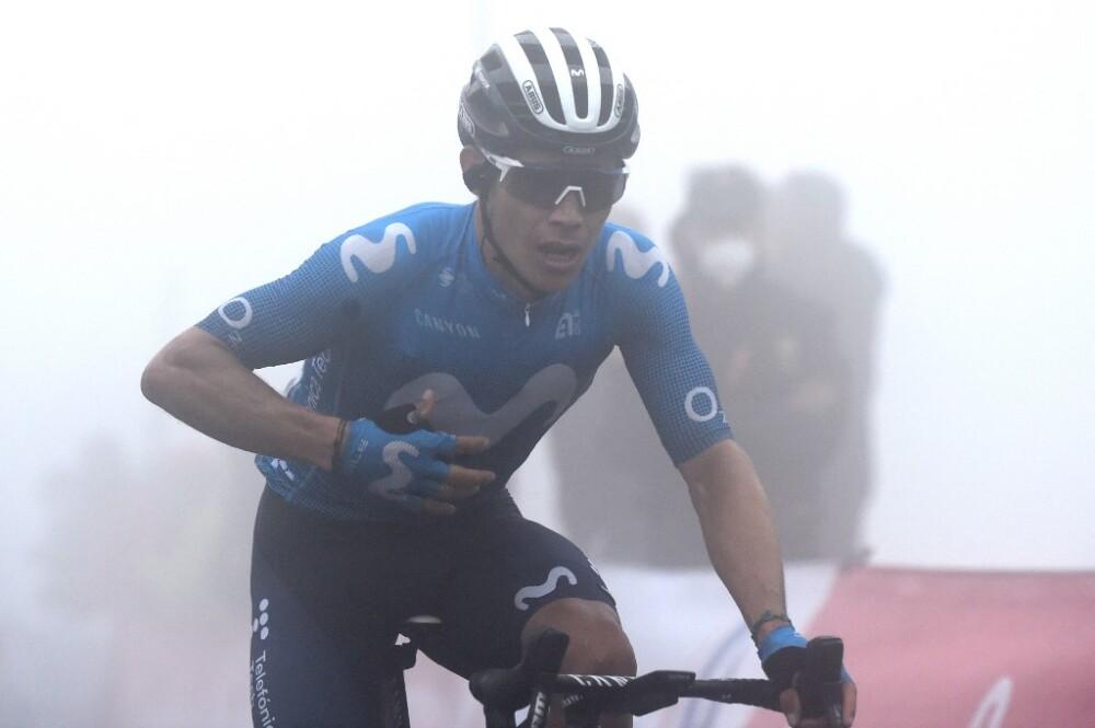 CYCLING-ESP-VUELTA