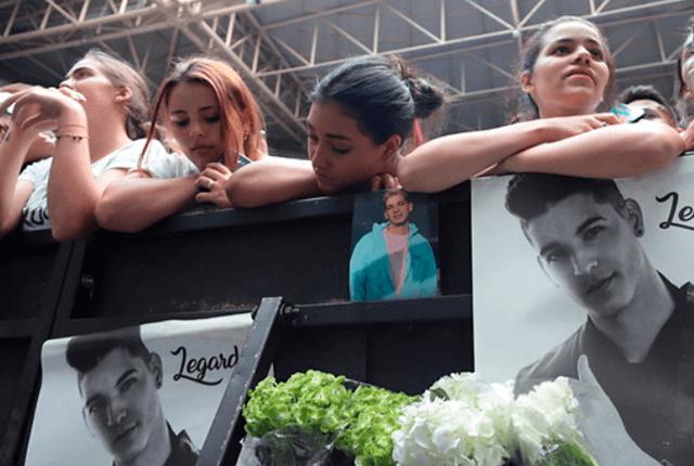 En Medellín se realizó un homenaje a los tres días de su fallecimiento. Foto: Archivo Colprensa