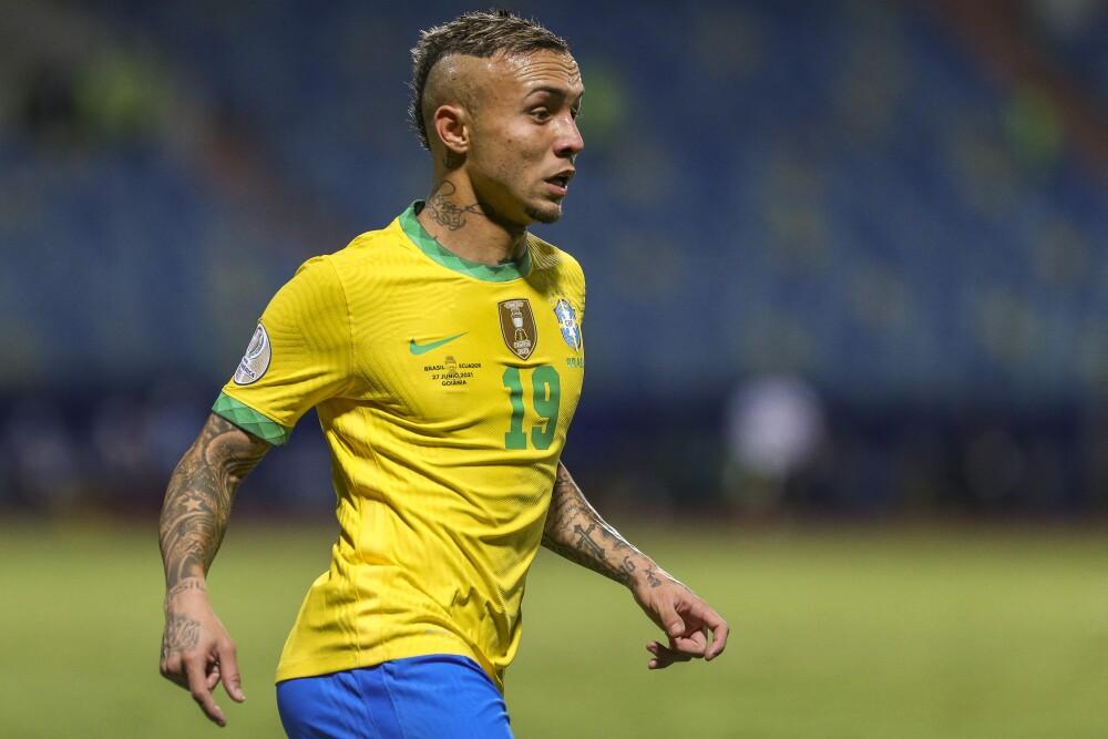 CUP AMERICA 2021, BRAZIL X ECUADOR