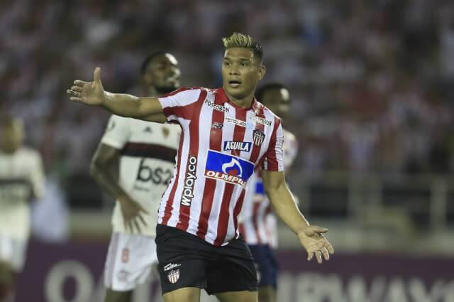 333215_Teófilo Gutiérrez, jugador del Junior