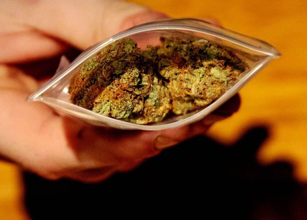 335500_BLU Radio // Marihuana - Imagen de referencia // Foto: AFP