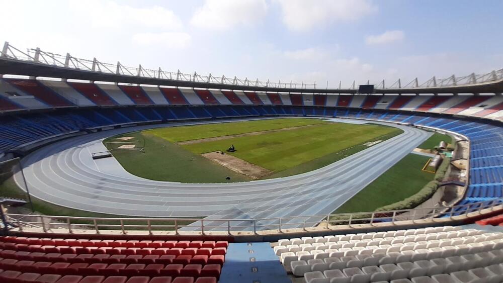 364239_BLU Radio // Estadio Metropolitano // Foto: Alcaldía Barranquilla