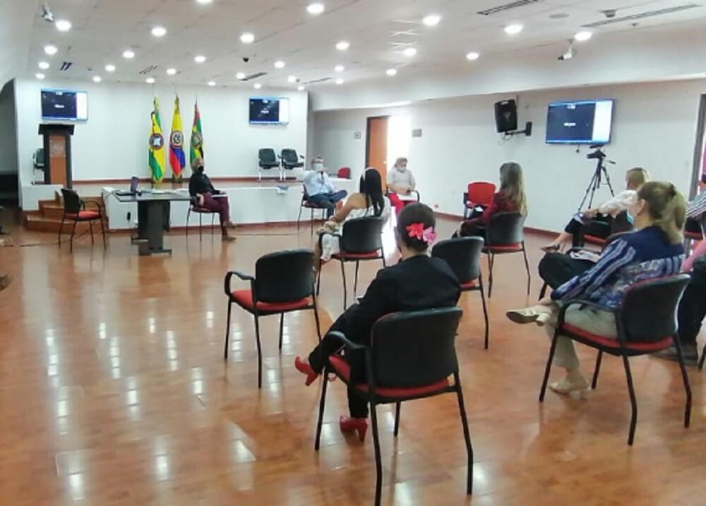 372065_BLU Radio. Instituciones de Educación para el Trabajo / Foto: Alcaldía de Bucaramanga