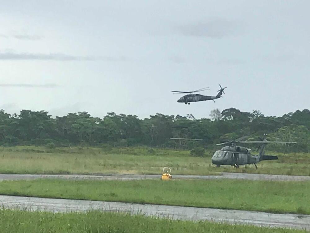 308730_Operativo contra disidencias de Farc en Arauca - Foto: Fuerzas Militares