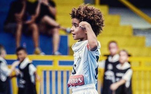 Futbolista brasilero Kauan Basile.JPG