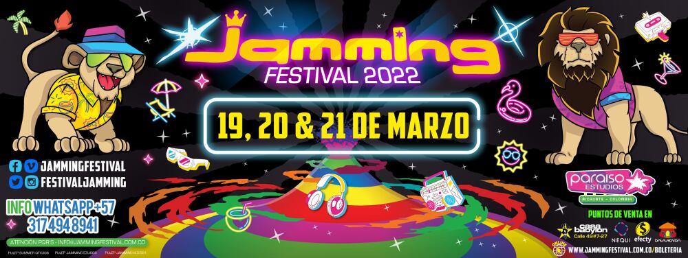 Jamming Festival 2022
