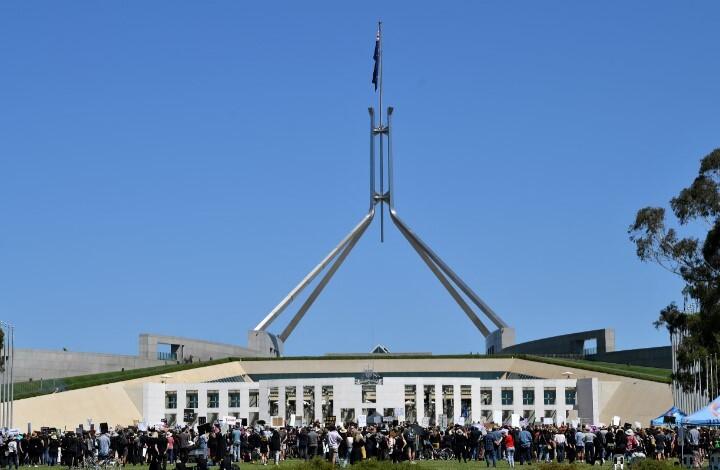 protesta - parlamento  australiano .jpg