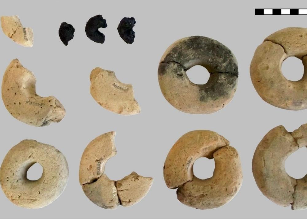 335641_BLU Radio // rosquillas de cereal de la Edad de Bronce // EFE