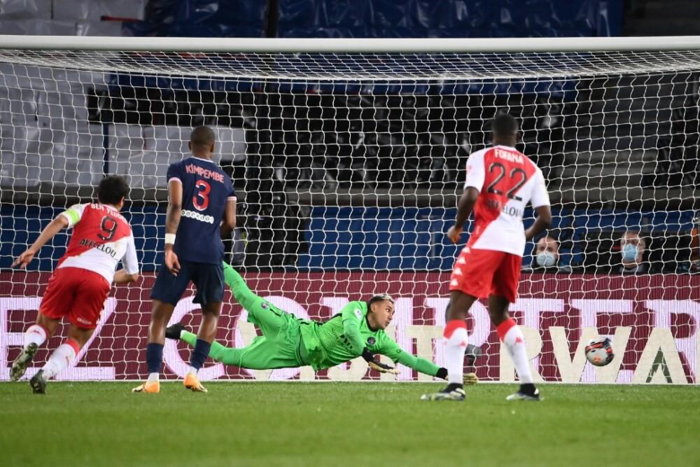 PSG vs Mónaco