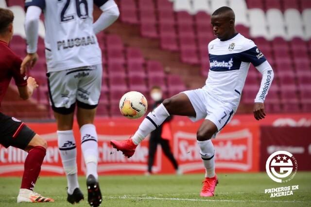 Johan Carbonero, futbolista colombiano