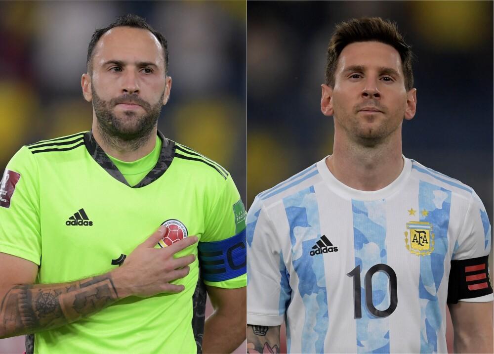 David Ospina y Lionel Messi Foto AFP.jpg