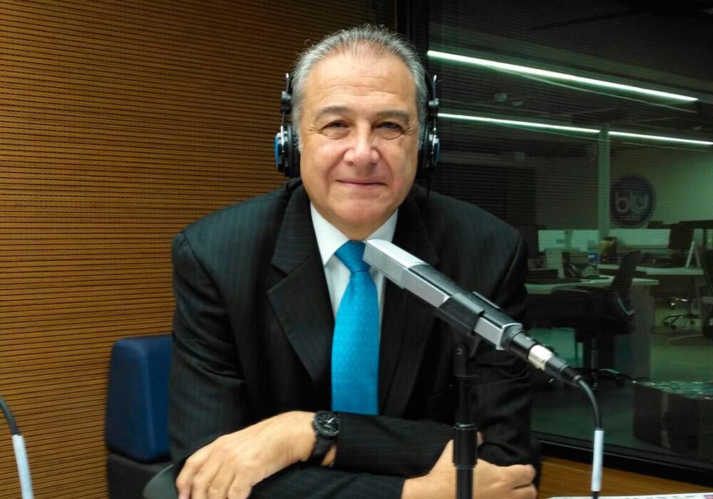 282250_BLU Radio, vicepresidente Naranjo / Foto: Blu Radio