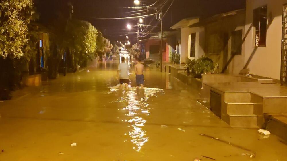Más de 30 familias afectadas por las recientes lluvias en Antioquia