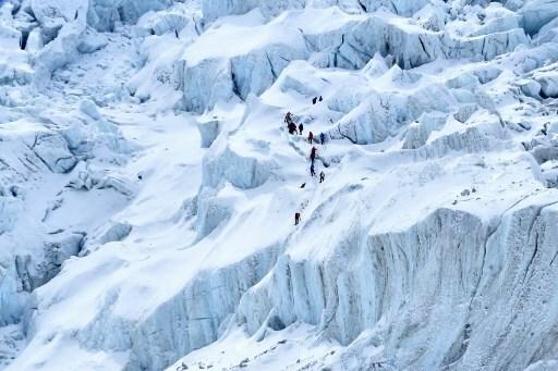 alpinismo everest