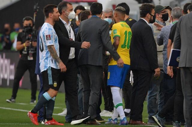 Brasil contra Argentina, en Eliminatorias Sudamericanas