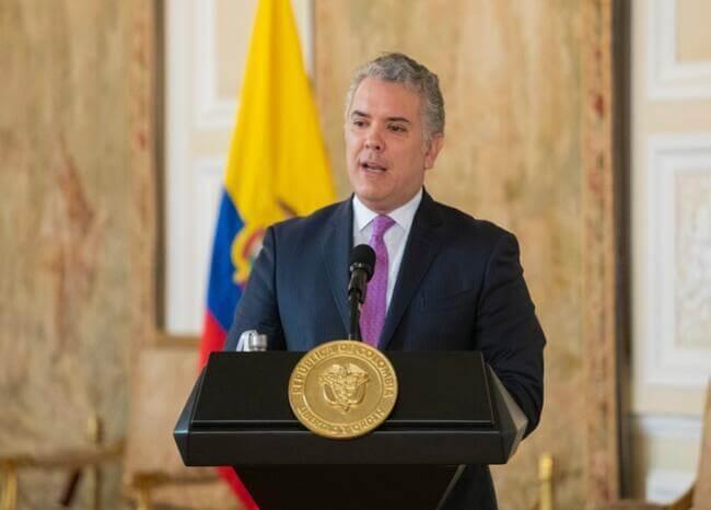 368778_Iván Duque // Foto: Presidencia