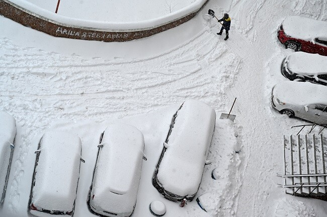 ucrania nevada