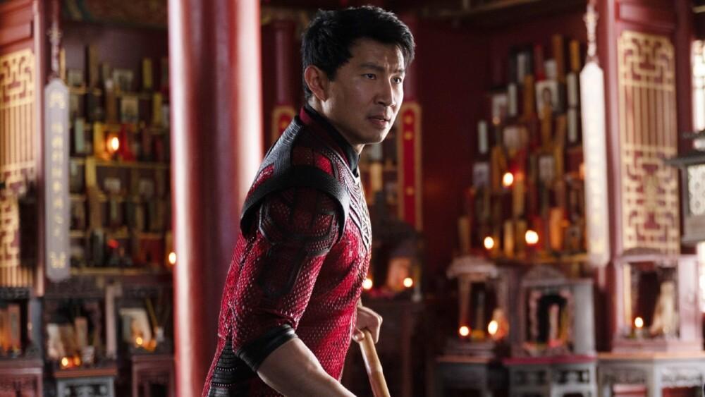 'Shang- Chi' se posiciona como una de las mejores películas en Norteamérica.