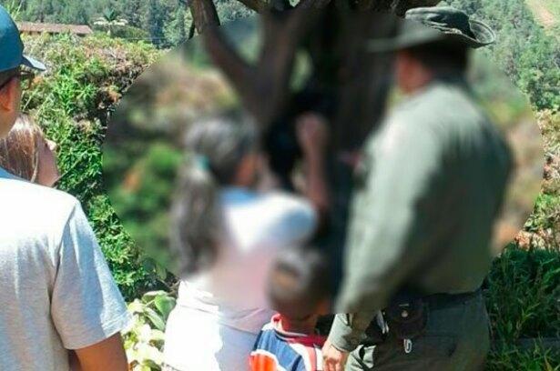 Fotoilustración Policía Antioquia.