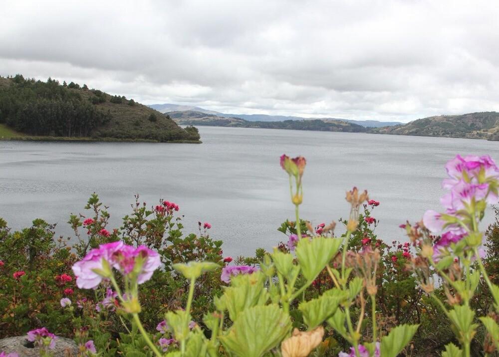 Lago de Tota: Foto: MinAmbiente.jpeg