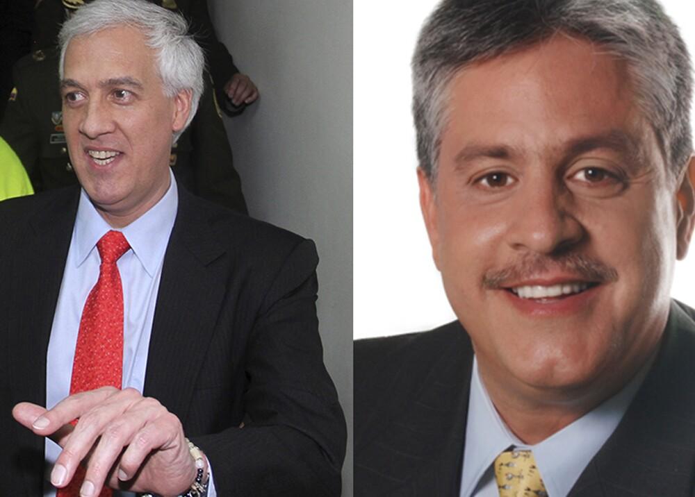 279267_BLU Radio. Samuel e Iván Moreno. Foto: AFP - Congreso visible
