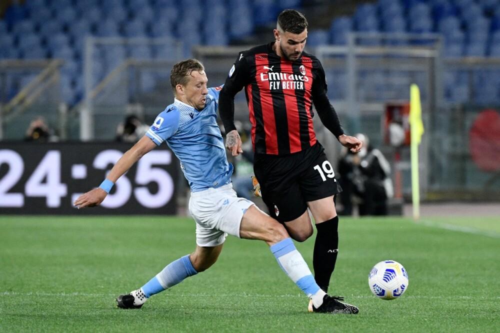 Milan Lazio AFP.