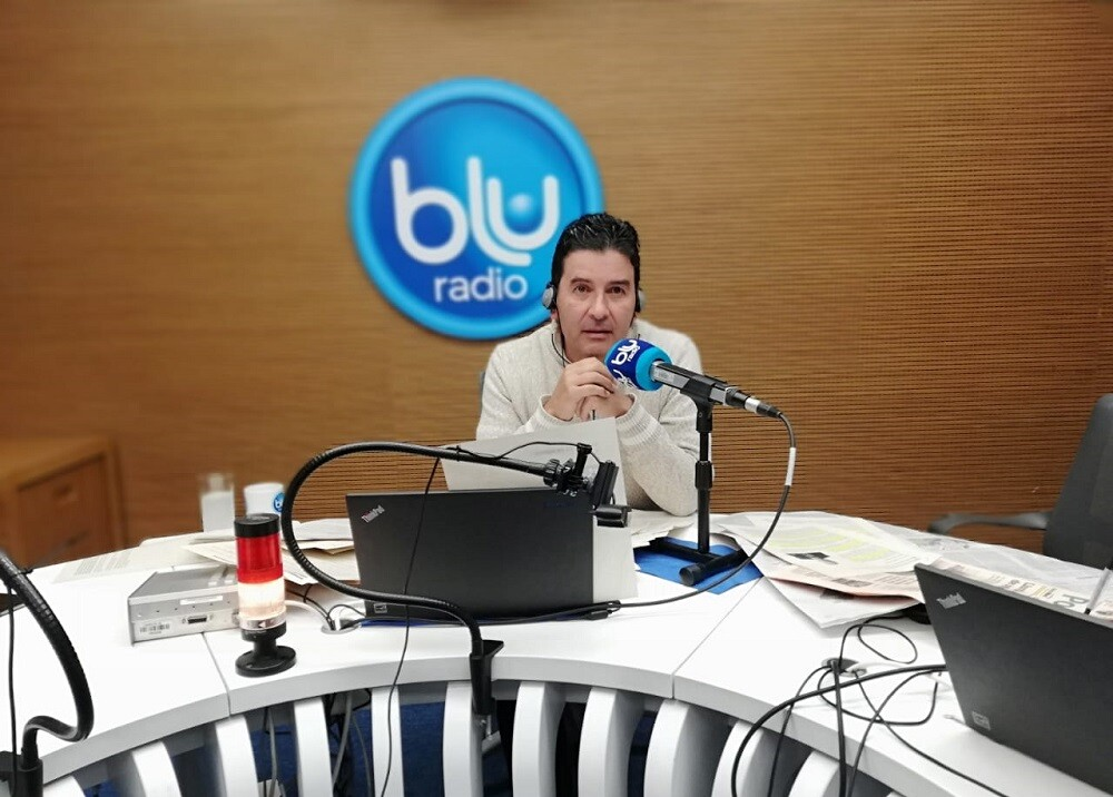 342087_BLU Radio // Néstor Morales // Foto: BLU Radio