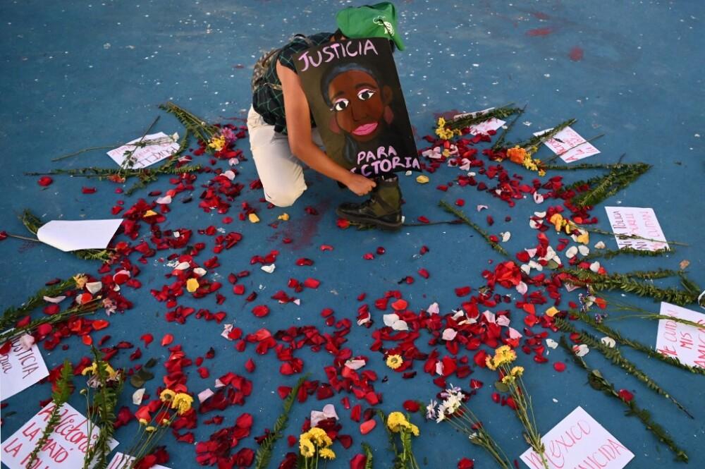 homenaje Salvadoreña Victoria Salazar