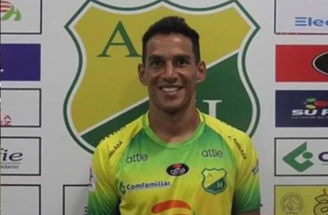 334358_Diego Arias capitán de Atlético Huila