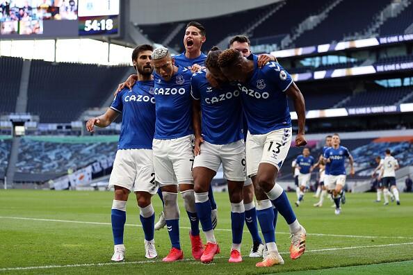 1-0 Everton