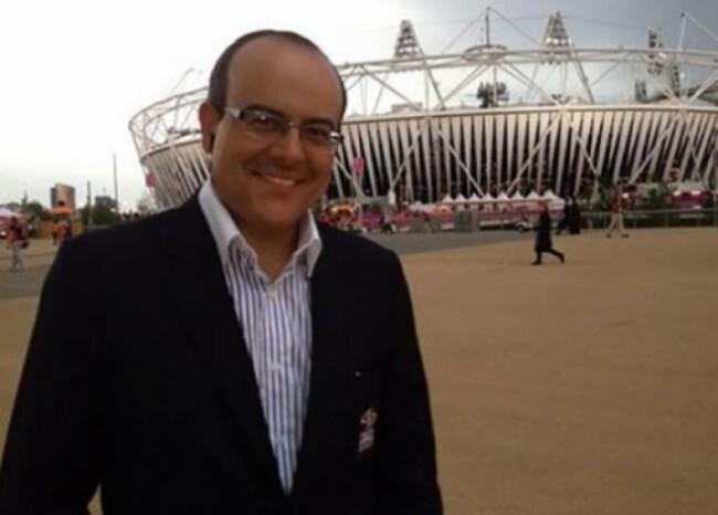 Ricardo Orrego Foto Twitter: @OrregoRicardo