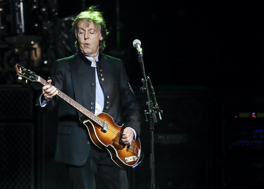 367981_Paul McCartney / Foto: AFP