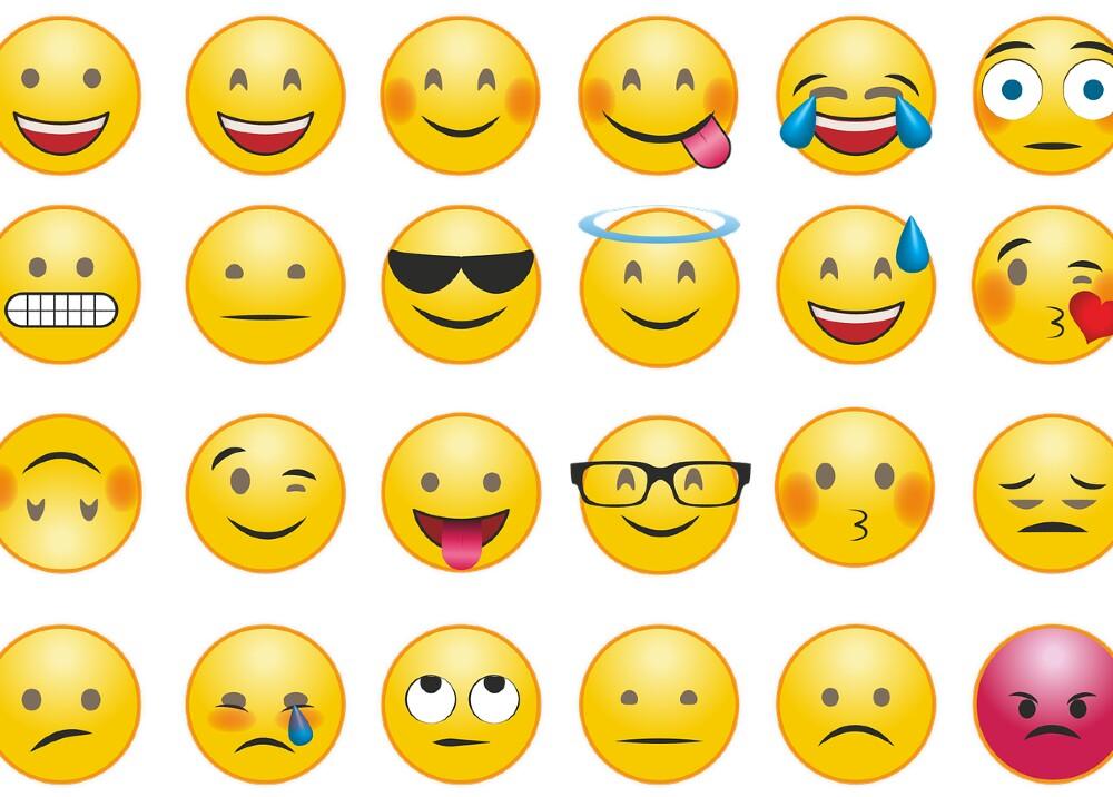 23958_Emojis Referencia // FOTO: Pixabay