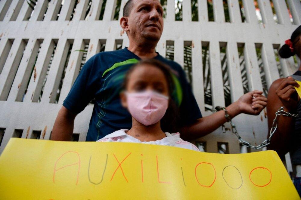 Crisis de salud en Venezuela afecta trasplantes