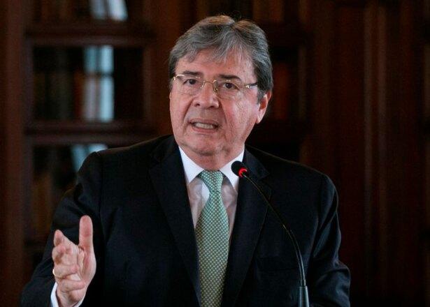 Canciller Carlos Holmes Trujillo aspiraría a la presidencia en el 2022