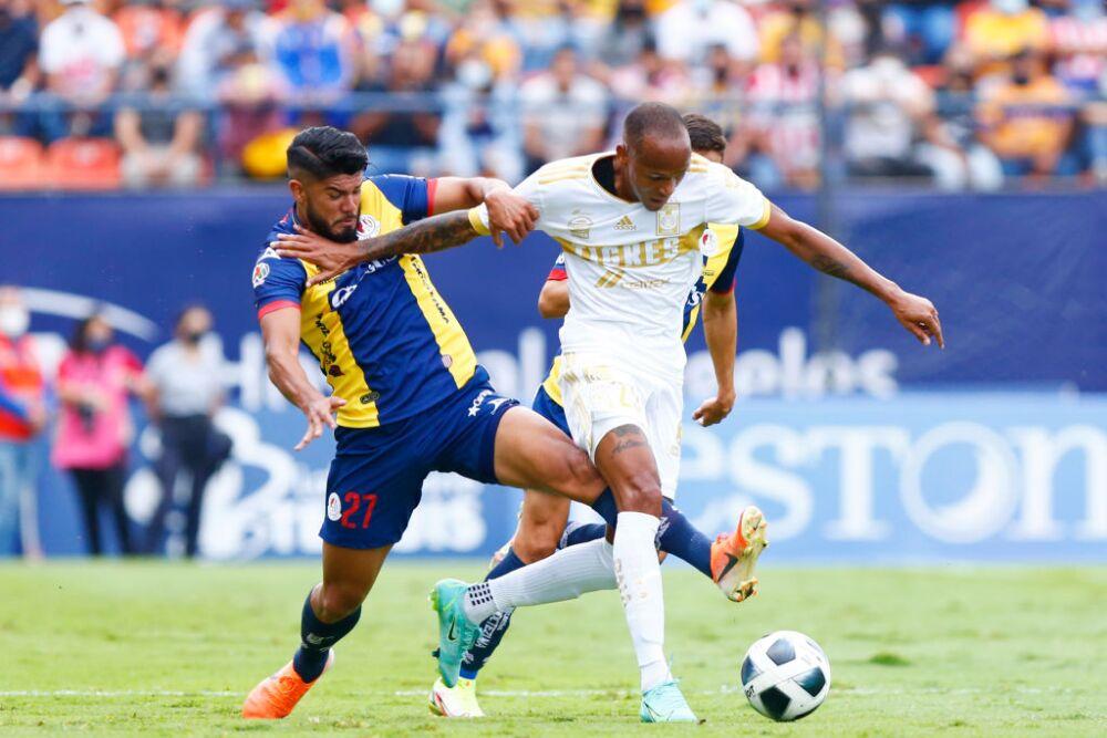 Atletico San Luis v Tigres UANL - Torneo Apertura 2021 Liga MX