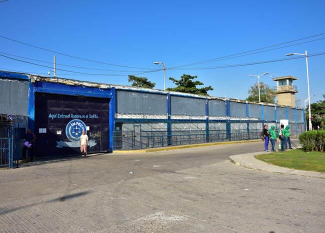 368356_BLU Radio //Ya son dos los internos muertos con COVID-19 en la Penitenciaría El Bosque. // Foto: Cortesía