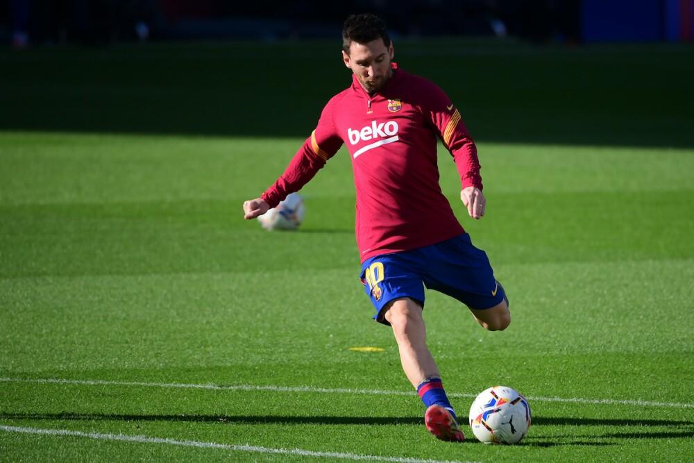 Messi / AFP