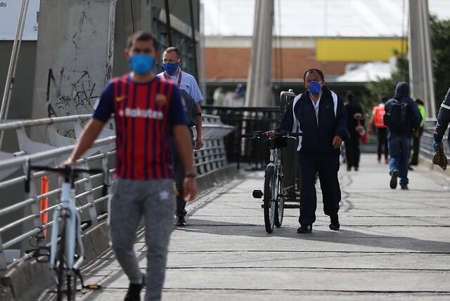 UPZ de Bogotá que entrarán en cuarentena desde el 30 de enero hasta el 12 de febrero