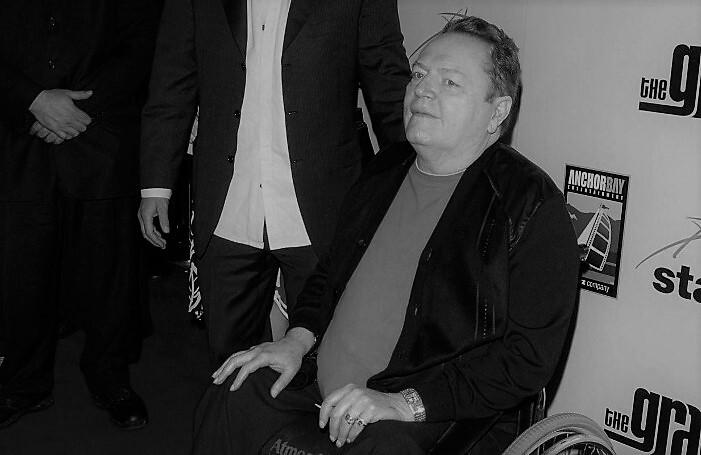 Larry Flynt, el magnate conocido como el 'rey del porno'