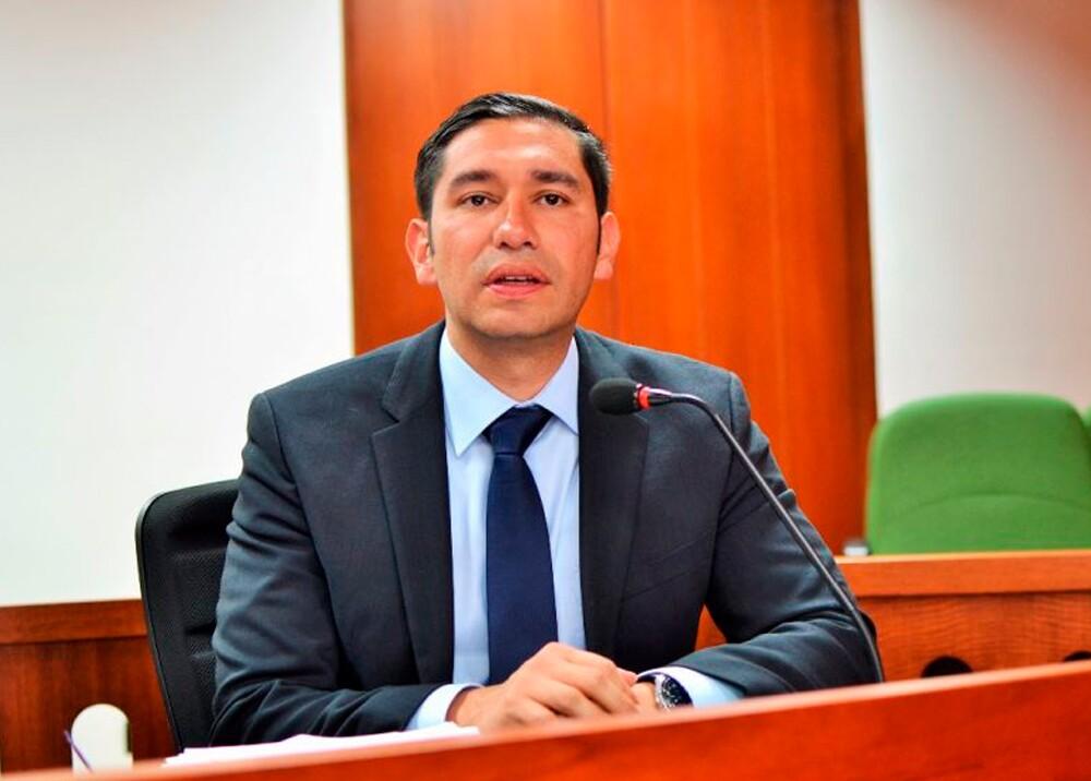 355155_Exfiscal anticorrupción, Luis Gustavo Moreno / Foto: Corte Suprema de Justicia