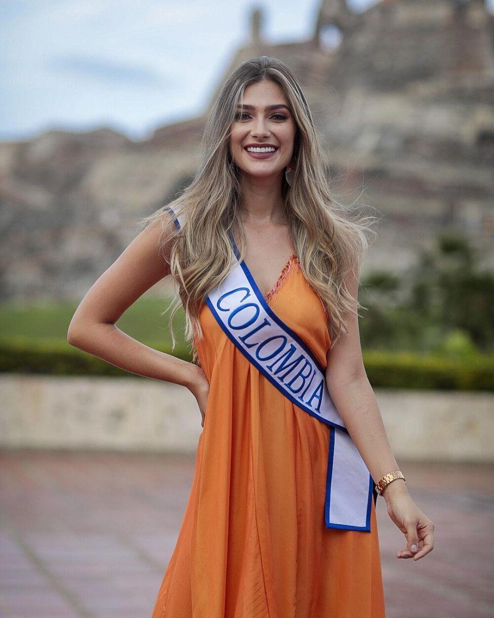 señorita Colombia María Fernanda Aristizábal