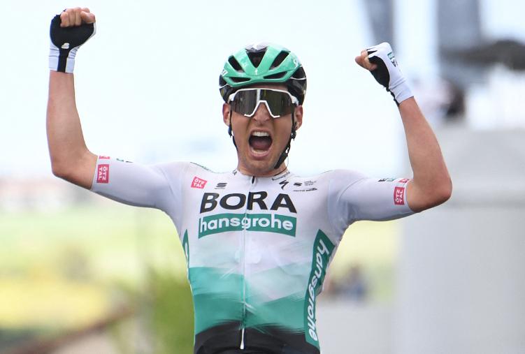 Lukas Postlberger fue el ganador de la etapa 2 del Critérium del Dauphiné.