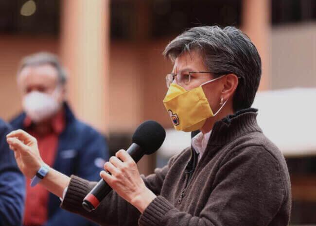 Claudia López acusada de xenofobia