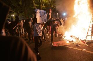 Protestas en EE. UU. por la muerte de George Floyd